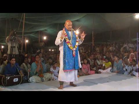 Shri Radha Rani Braj Yatra 09.....Nritya In Barsana On 10-04-09
