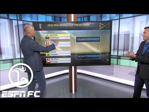 Kasey Keller makes his predictions for the 2018 World Cup: Major upset in round of 16 | ESPN FC