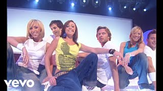 Atomic Kitten performs 'Feel So Good' on CD:UK.