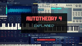 AutoTheory 4 Explained 💎 | Featuring Roland SRX Keyboards, Sektor Synth, & Puncher