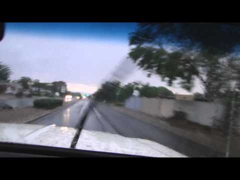 Using wax on a brand new windshield with old wiper blades works!!!