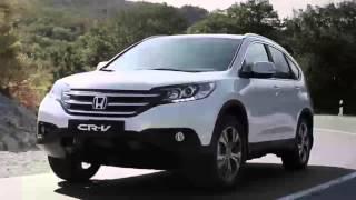 Новая Honda CR-V