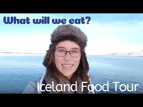 The Reykjavik Food Walk // ICELANDIC FOOD TOUR