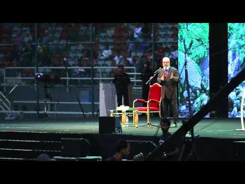 2016/04/16, DR ZAKIR NAIK, Is The Qur'an God's Word?
