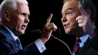 Who Won The 2016 VP Debate?