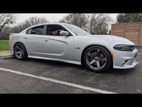 Why I Bought #eibach Over H&R And Others! Charger Scatpack!