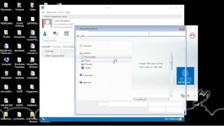 Sharing Content in a Meeting - Lync