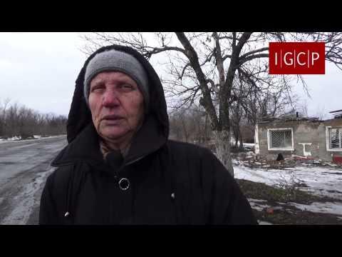 Военное преступление в Новосветловке. (Война в Донбассе. Прямая речь. Выпуск 13)