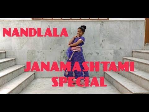 Nandlala Video Song   Ram Ratan   Janamashtmi Special   Dance Cover By Aashi