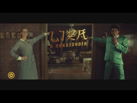 LIZA, THE FOX-FAIRY (Official trailer HD Eng Sub)
