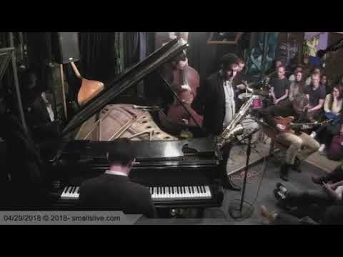 Let's Face The Music And Dance - Alex Hoffman Quintet 04-29-2018