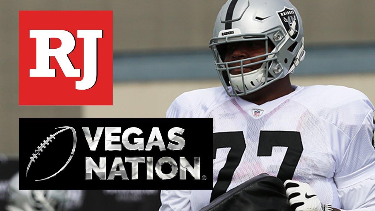 Olson on Raiders mindset, Trent Brown back at practice