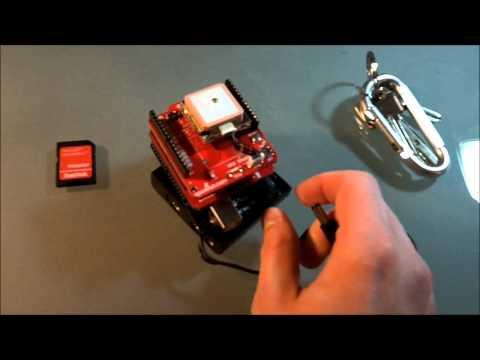 Top 5 Arduino GPS logger shields (1Sheeld - Adafruit - SparkFun)