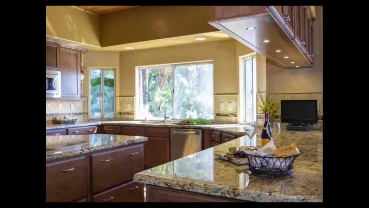 Miramar kitchen bath modern country kitchen youtube for Miramar kitchen and bath