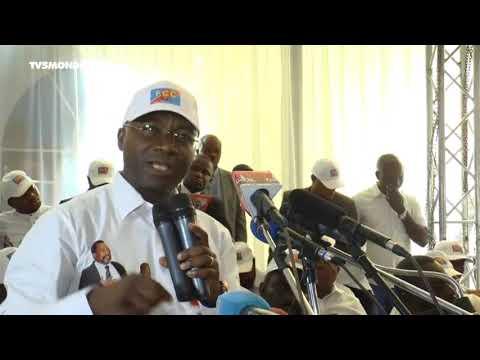 RDC : polémique autour de l'équipe de campagne du FCC