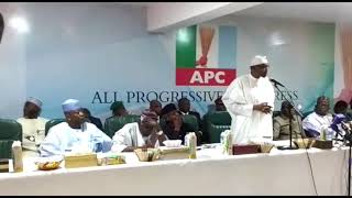 Snatch ballot boxes at the risk of your life — Buhari