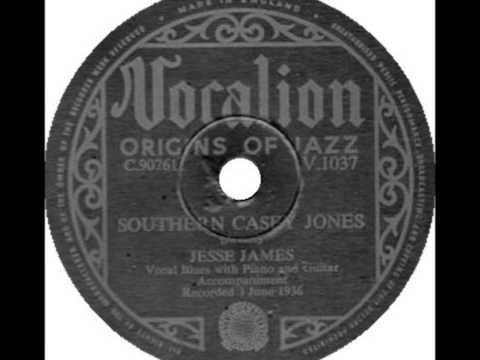 Jesse James-Southern Casey Jones