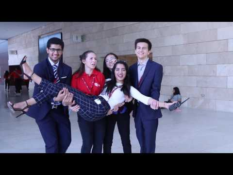 Middle School Model United Nations Qatar 2017