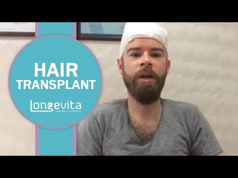 FUE Hair Transplant Izmir Turkey | Longevita