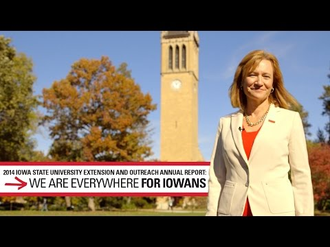 Iowa State University Extension and Outreach We Are Everywhere For Iowans