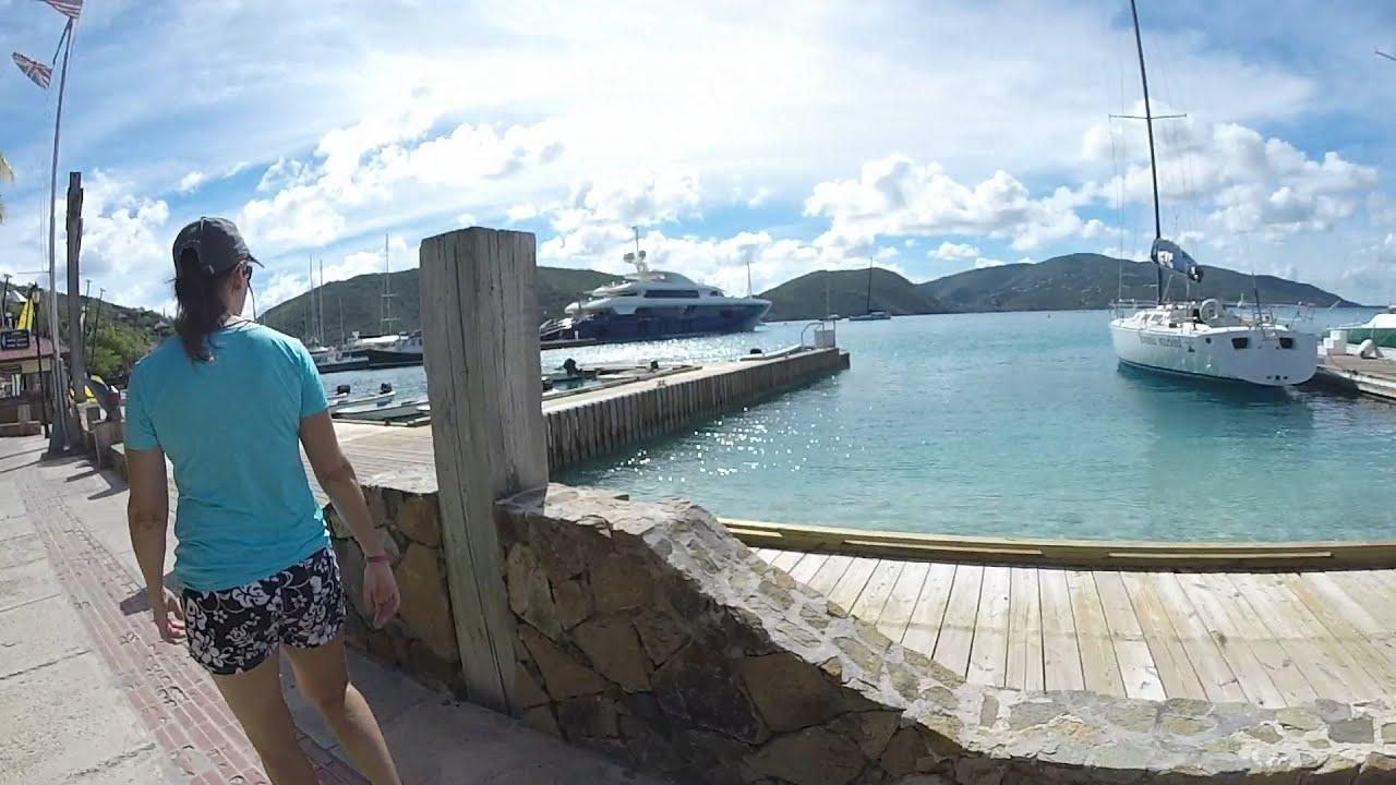 Dunk Island Holidays: Ep 8 Sailing The British Virgin Islands