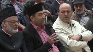 MPs visit Baitul Futuh Mosque