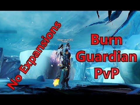 Guild Wars 2 - Burn Guardian PvP #NoExpansions
