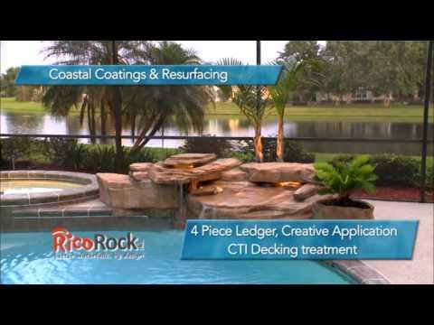 Rico Rock Artificial Rock Waterfalls - Creative Applications
