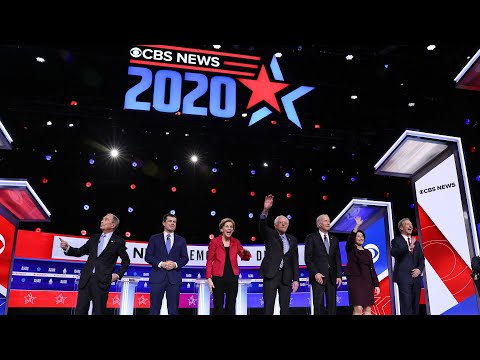 Top Moments From The CBS News Democratic Debate In South Carolina