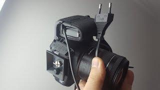 Блок питания сетевой адаптер ACK-E18 для Canon 800d