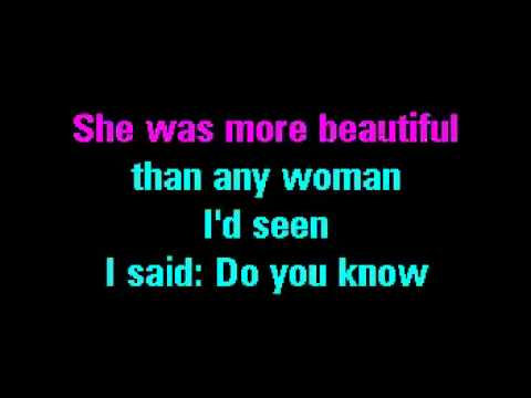 Where the wild roses grow - Nick Cave & Kylie Minogue KARAOKE