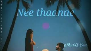 😍Yarodu Ingu enakena Pechi/ Rasathi Unna Kanatha nenju Nice love song / Lyrical Whatsapp Status😍
