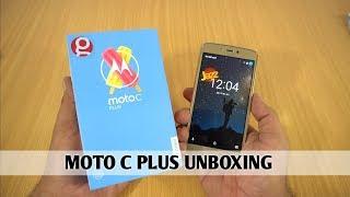 Moto C Plus Unboxing [Urdu/Hindi]