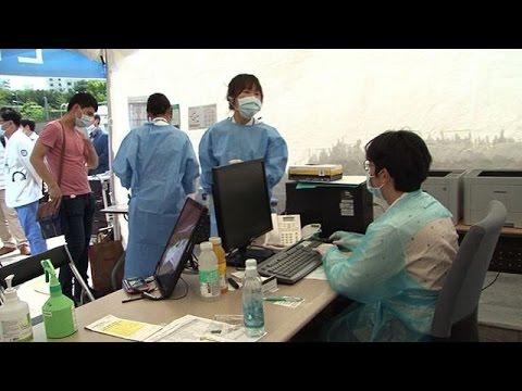 Coronavirus Mers: le bilan s'aggrave, neuf morts en Corée du Sud