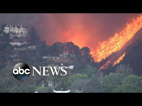 California declares state of emergency; entire city of Malib