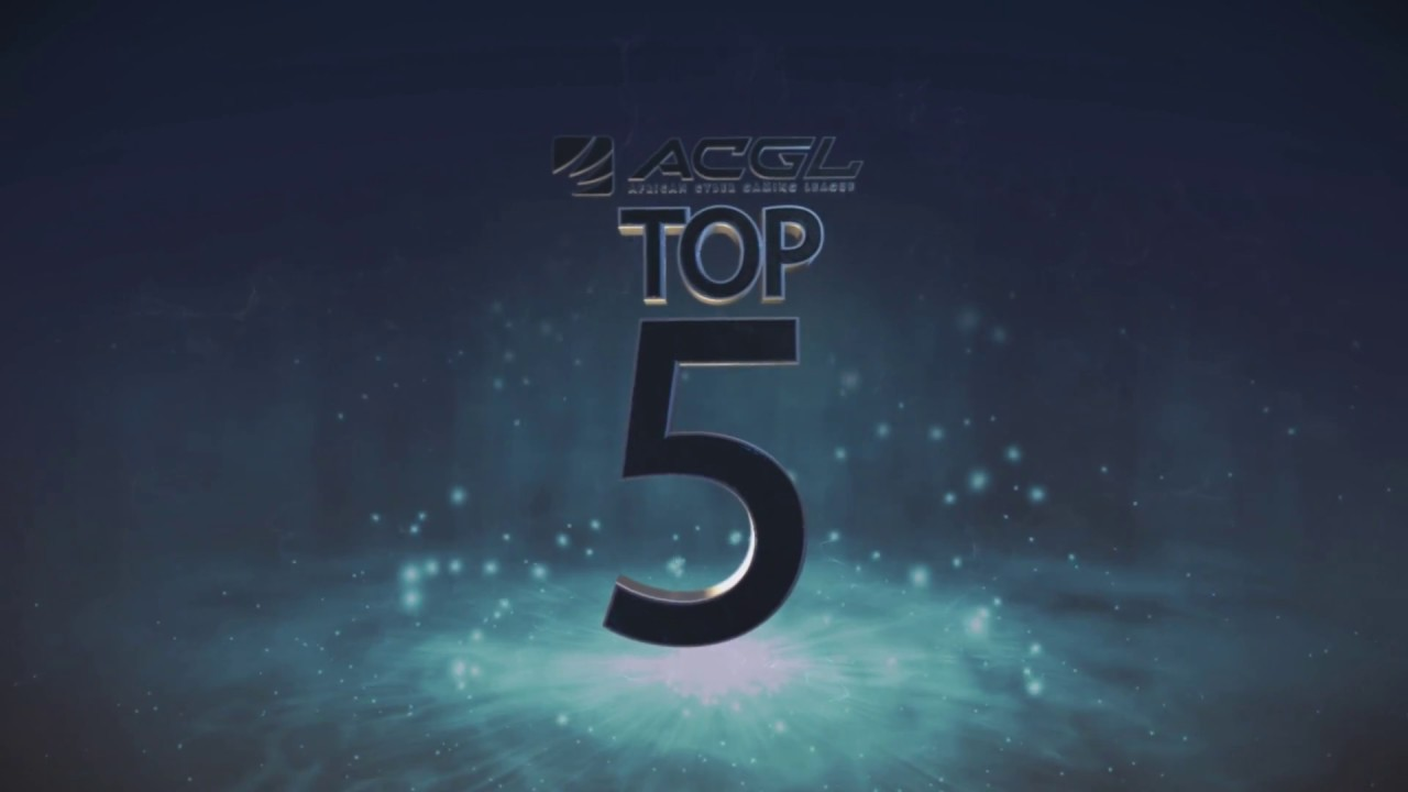ACGL Top 5 | May | Rocket League