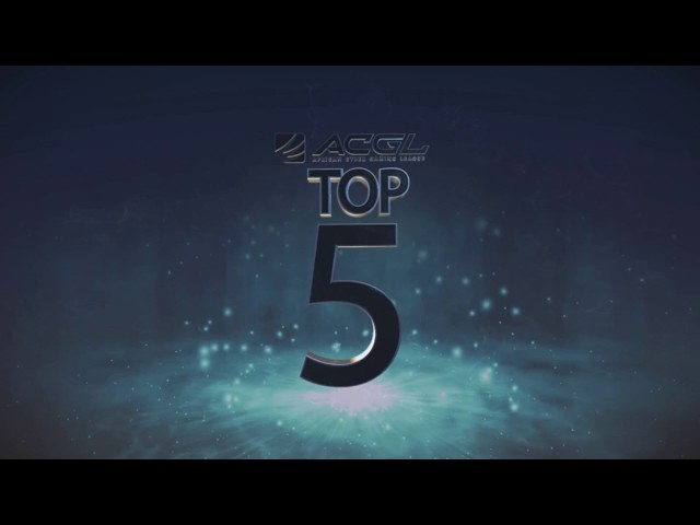 ACGL Top 5 | May | Rocket League