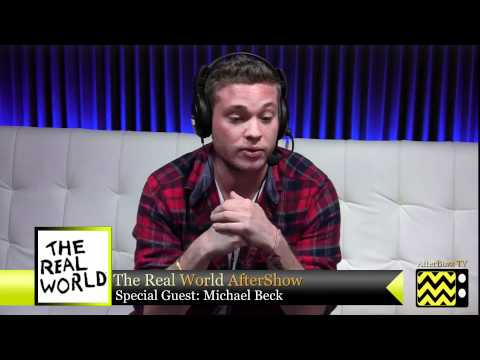 MTV's Frank Sweeny and Michael Beck Go Head to Head on AfterBuzz TV's Real World After  PART 1