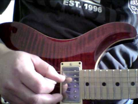 PRS Johnny Hiland - YouTube
