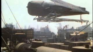 Подводные лодки. Враг над нами. Секреты Второй мировой войны BBC. 5 серия