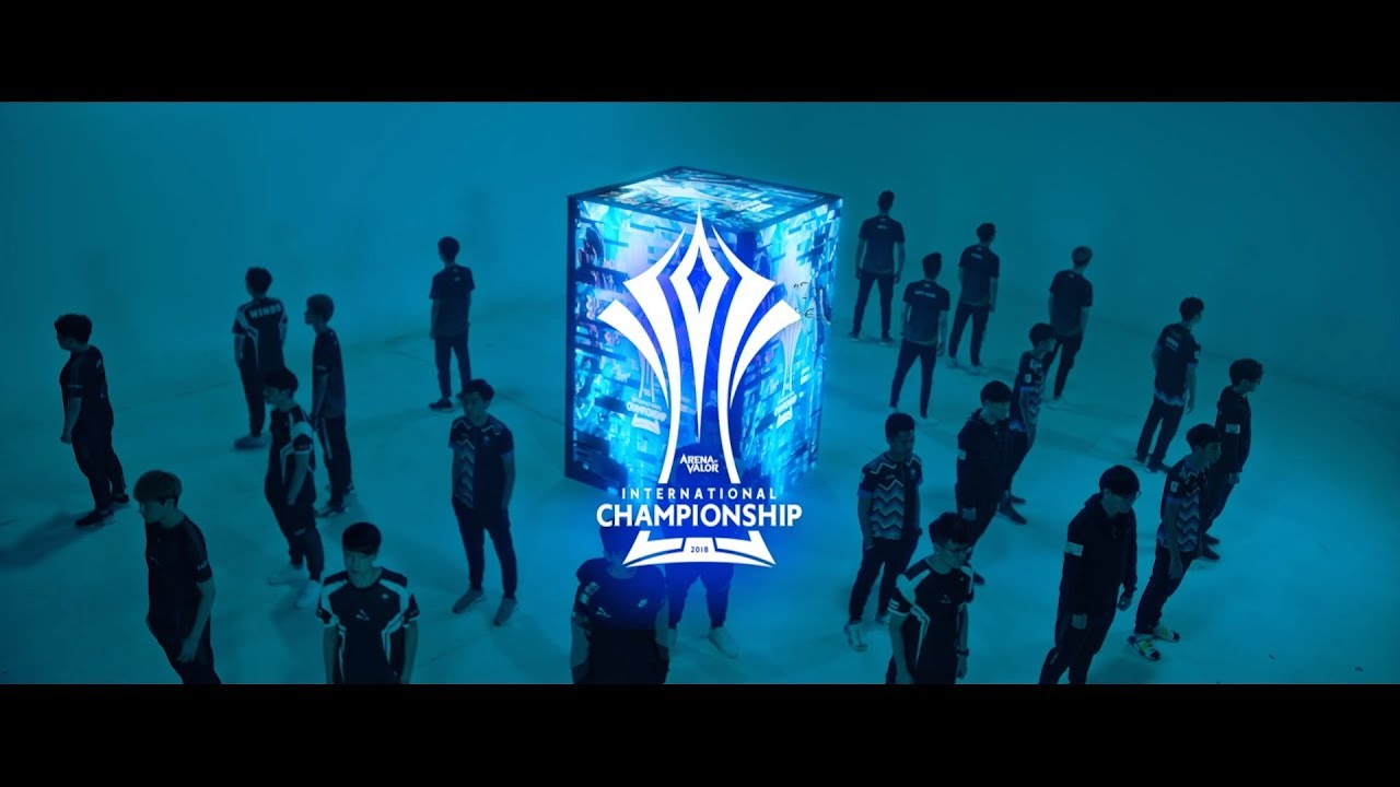 Arena of Valor International Championship 2018 - 4-Seed Team - Garena AOV ( Arena of Valor )