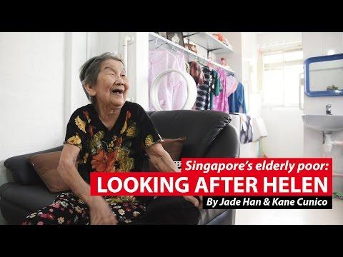 Looking After Helen | Singapore's Elderly Poor