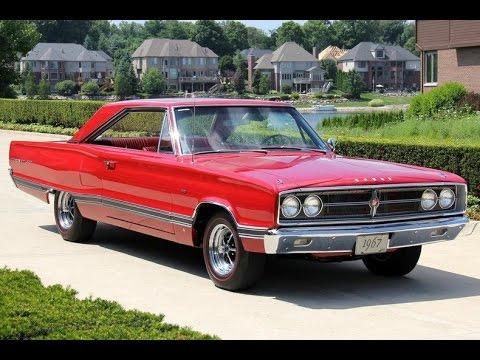 1967 Dodge Coronet 500 For Sale Youtube