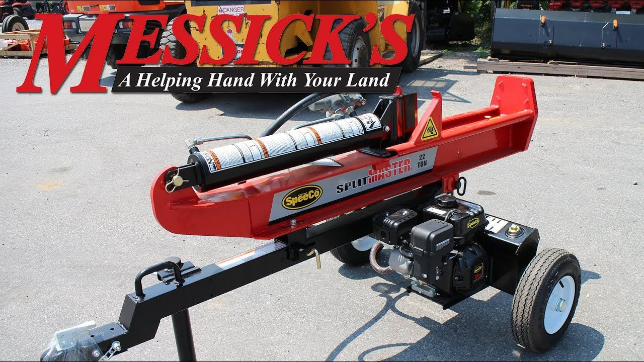 Speeco 22 Ton Log Splitter Assembly
