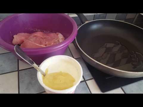 escalopes-crème-moutarde-super-facile-et-rapide-😄