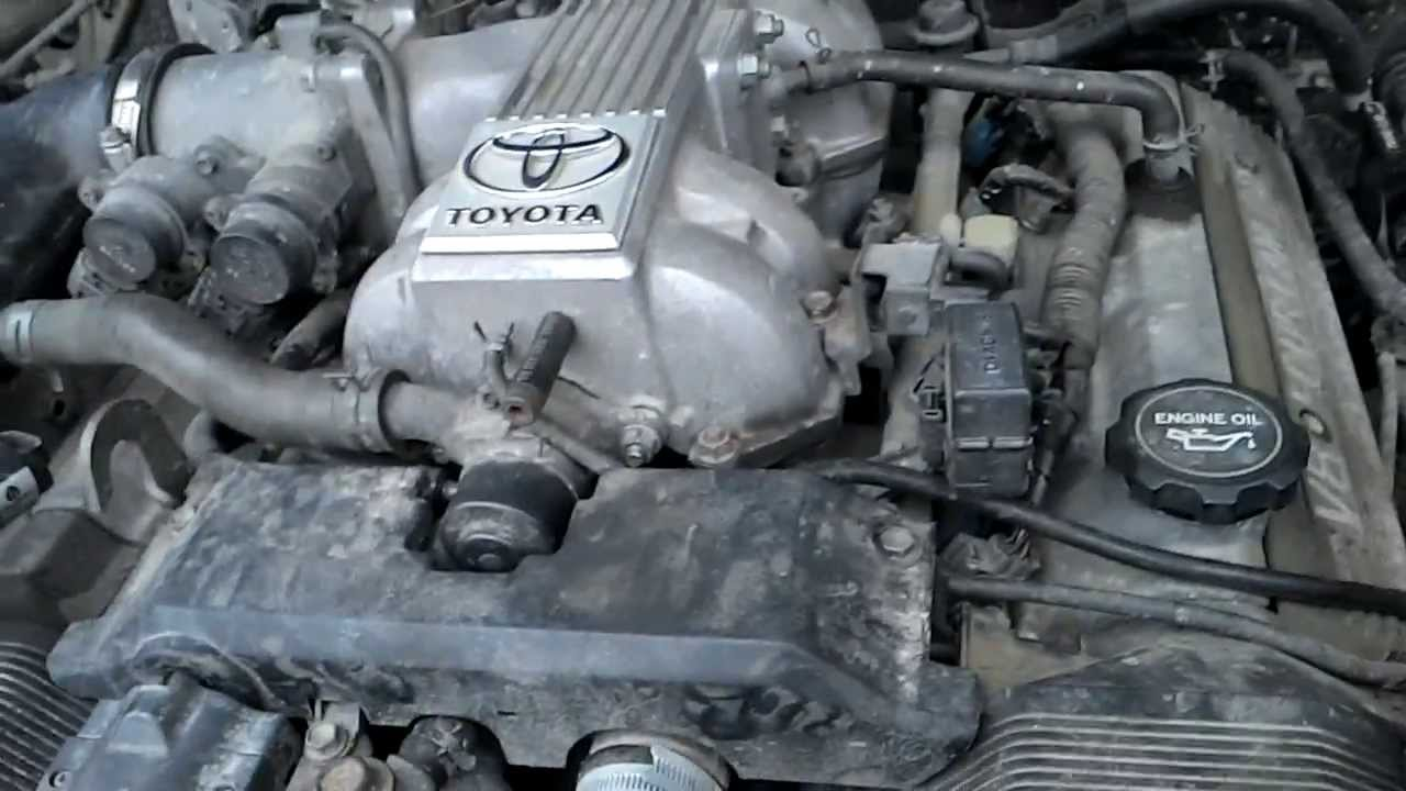 ls 400 engine diagram 1uzfe idle control valve redneck fix youtube  1uzfe idle control valve redneck fix youtube