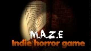 The Maze horror -Te toca sufrir a ti- Descarga en la descripcion free new game