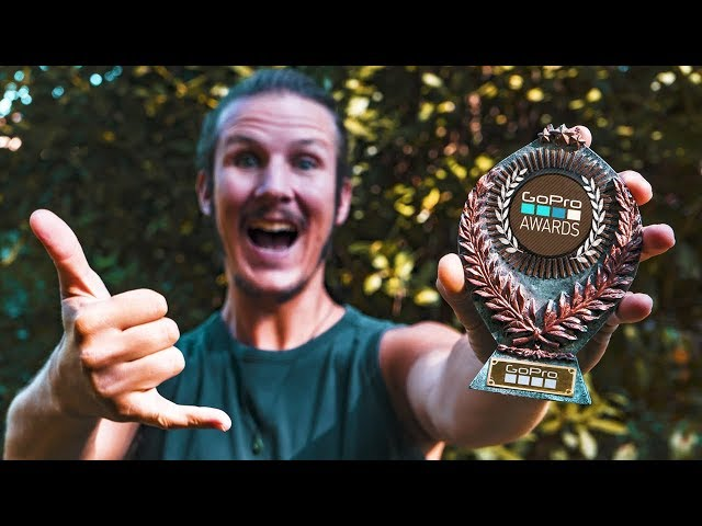 GAGNER un GoPro award + partage. Mes astuces !