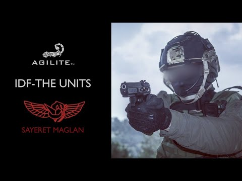 Agilite IDF-The Units: Sayeret Maglan