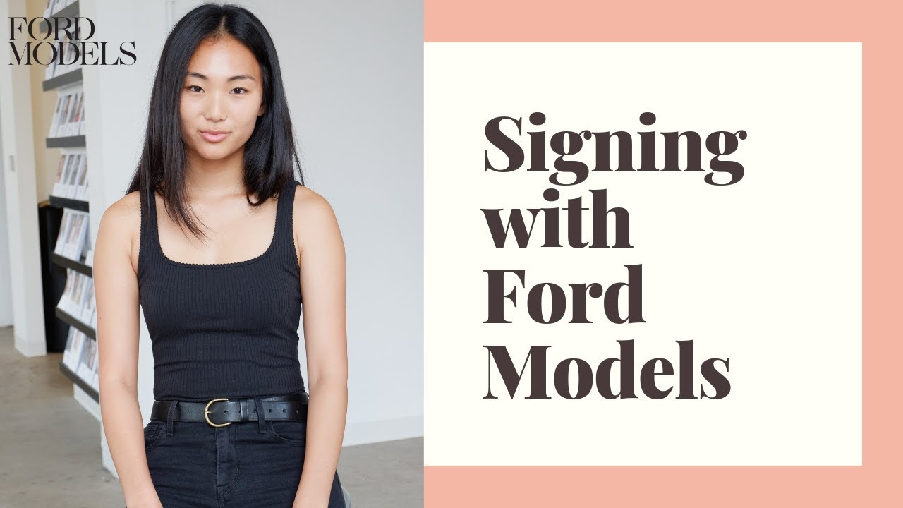 Ford Models Chicago >> Signing With Ford Models Modeling In Chicago Jillian Lee